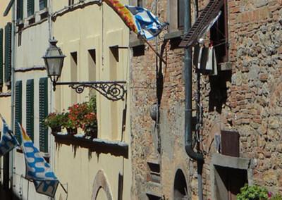 case medievali