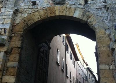 Volterra Porta Fiorentina 3