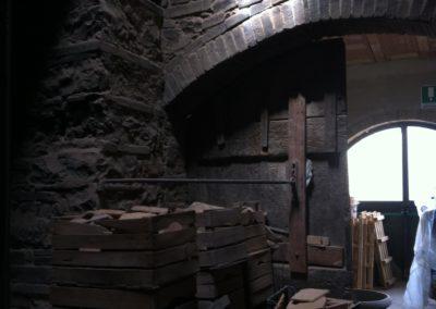 Impruneta - nella fornace 4